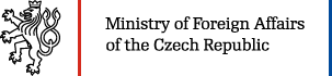 Ministry of Foreign Affairs of the Czech Republic Logo